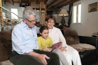 Umgangsrecht der Großeltern